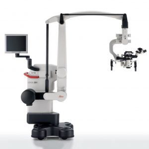 Leica OH4 microscope stand