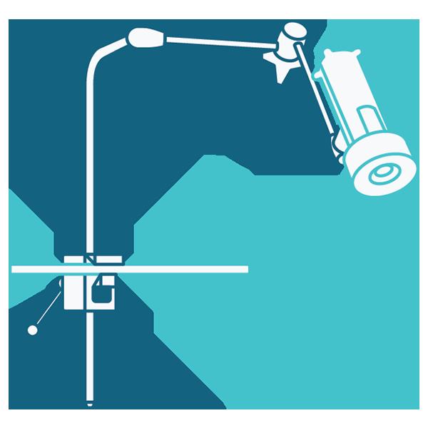 PDE Neo II flex arm